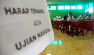 ujian nasional 2013