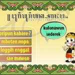 kurikulum 2013 bahasa jawa dihapus
