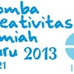 LOMBA KREATIVITAS GURU ILMIAH ( LKIG ) 2013