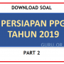 download soal ppg 2019