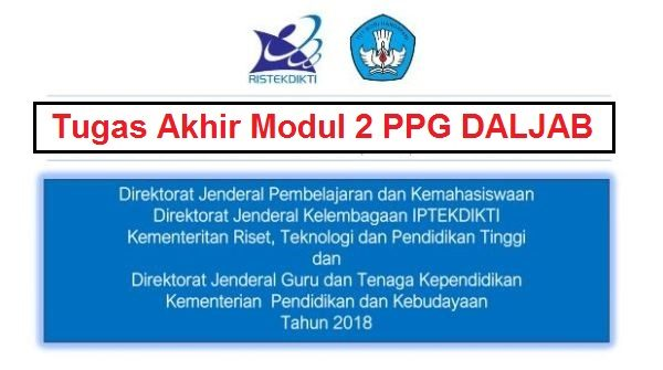 Tugas Akhir Modul 2 ppg dalam jabatan 2019