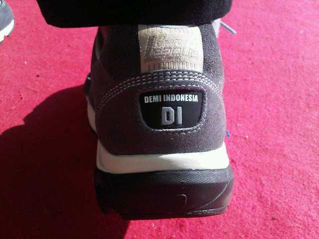 sepatu dahlan iskan
