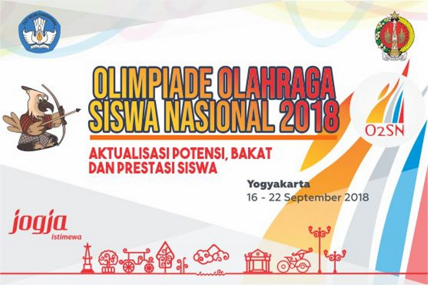 O2SN  Olimpiade Olahraga Siswa Nasional