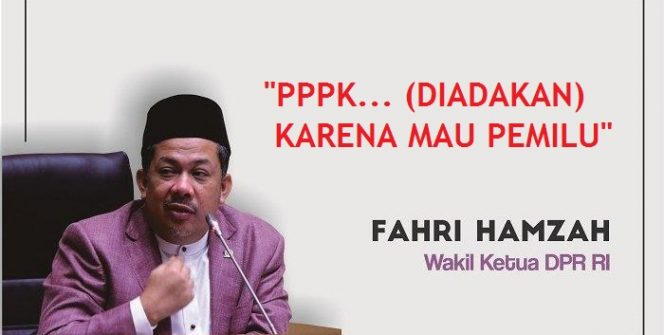 PPPK karena mau pemilu