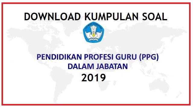download soal ppg terbaru