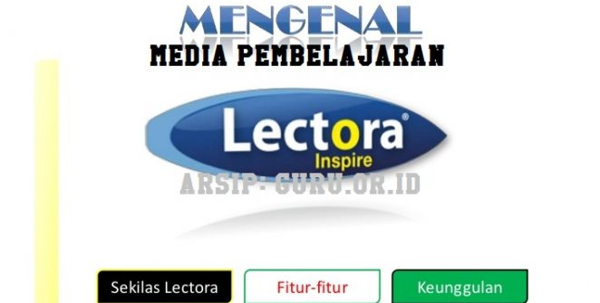 media pembelajaran audio visual lectora