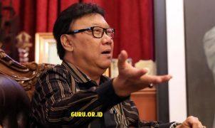 Kronologi Guru Honorer Gugat Tjahjo Kumolo Rp 5 Miliar