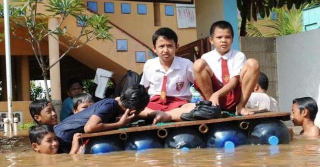 banjir sertifikasi cair