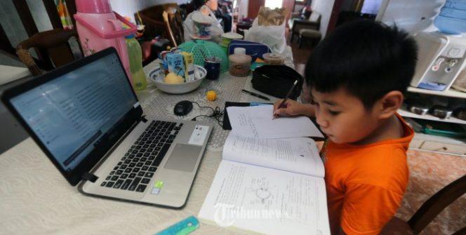 belajar di rumah sampai kapan
