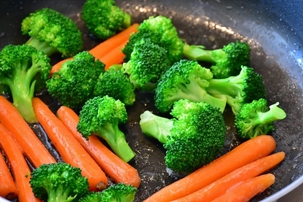 tips gemar makan sayur dan buah