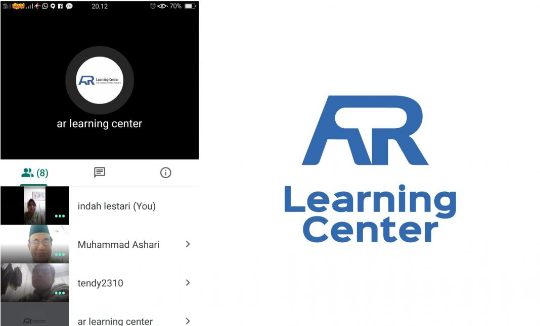 AR Learning Center Gelar Pelatihan Menulis Melalui Daring